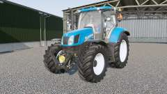 New Holland T6.140 and T6.160 pour Farming Simulator 2017