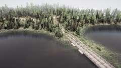 Forest Lakes für MudRunner