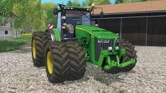 John Deere 8370Ꞧ für Farming Simulator 2015