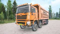 Shacman F3000 four-axle pour MudRunner