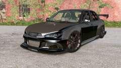 Hirochi Sunburst Black on Black v1.2 pour BeamNG Drive