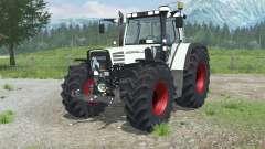 Fendt Favorit 515C Turbomatiƙ für Farming Simulator 2013