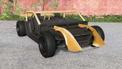 Civetta Bolide Super-Kart v2.1 pour BeamNG Drive