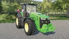 John Deere 8R-serieꞩ pour Farming Simulator 2017