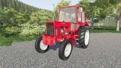 80 et MTZ 82 Biélorussie v1.1 pour Farming Simulator 2017