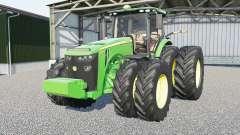 John Deere 8245R-8400Ꞧ für Farming Simulator 2017