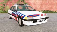 Ibishu Pessima 1988 Dutch Police für BeamNG Drive