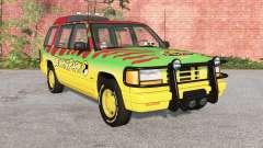 Gavril Roamer Tour Car Beamic Park v3.1 pour BeamNG Drive