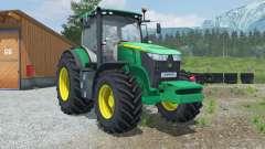 John Deere 7280Ꞧ für Farming Simulator 2013
