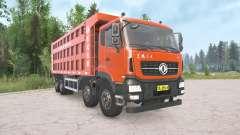 Dongfeng Tianlong KC DFH3310A für MudRunner