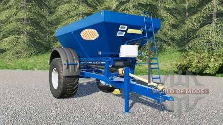 Bredal K105 & K165 für Farming Simulator 2017