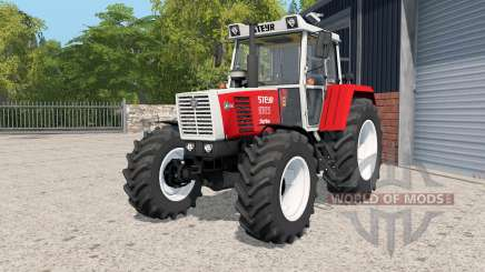 Steyr 8165A Turbo für Farming Simulator 2017