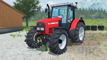 Massey Ferguson 6260 FL consolᶒ pour Farming Simulator 2013