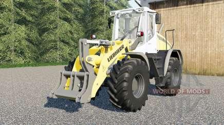 Liebherr L53৪ pour Farming Simulator 2017