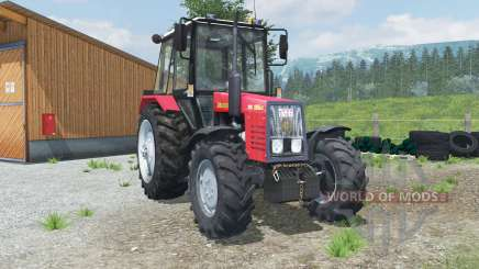 MTZ-820.4 Беларуƈ pour Farming Simulator 2013