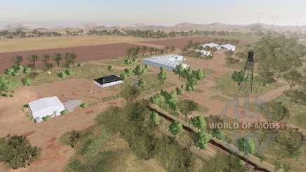 Aussie Outback für Farming Simulator 2017