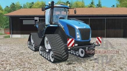 New Holland T9.670 SmartTraꭗ für Farming Simulator 2015