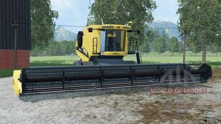 Challenger 680 B crawler pour Farming Simulator 2015