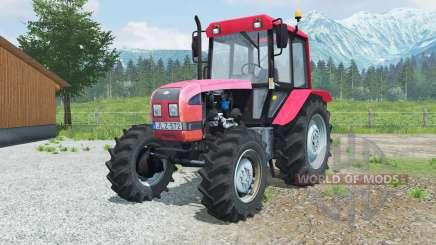 MTZ-1025.3 Беларꭚс für Farming Simulator 2013