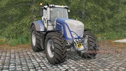 Fendt 930〡936〡939 Vario Blue Edition für Farming Simulator 2017
