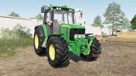 John Deere 6030 Premium für Farming Simulator 2017