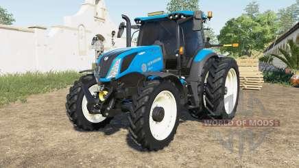 New Holland T6.125〡T6.155〡T6.17ⴝ für Farming Simulator 2017