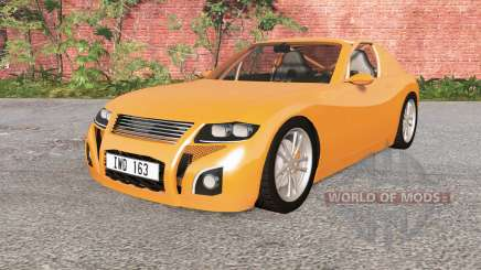 Raven R20 new front fascia v1.02 pour BeamNG Drive