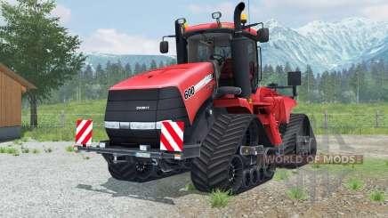 Case IH Steiger 600 Quadtrac round lighting pour Farming Simulator 2013