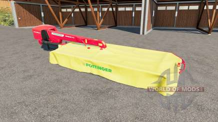 Pottinger Novacat 442 pour Farming Simulator 2017