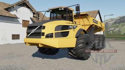 Volvo A40G FS 2014 für Farming Simulator 2017