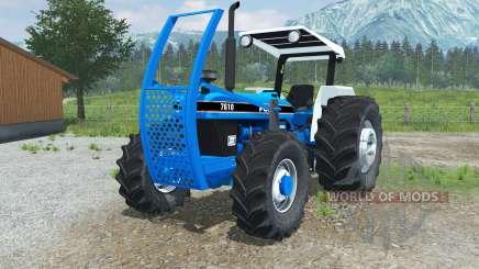 Forᵭ 7610 für Farming Simulator 2013
