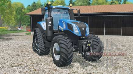 New Holland T8-series für Farming Simulator 2015
