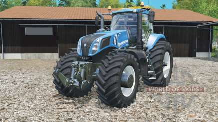 New Holland T8.3Ձ0 für Farming Simulator 2015