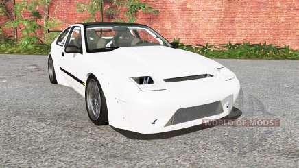 Ibishu 200BX Rocket Bunny pour BeamNG Drive