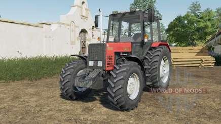 MTZ-892.2 Беларуƈ pour Farming Simulator 2017
