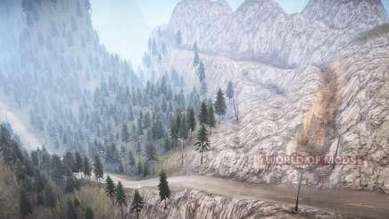 La vallée de la mort pour MudRunner