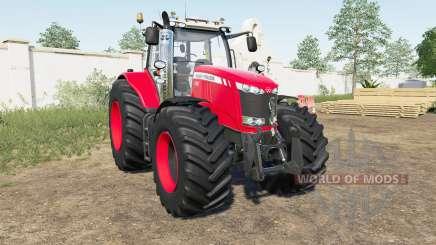 Massey Ferguson 771୨〡7722〡7726 für Farming Simulator 2017