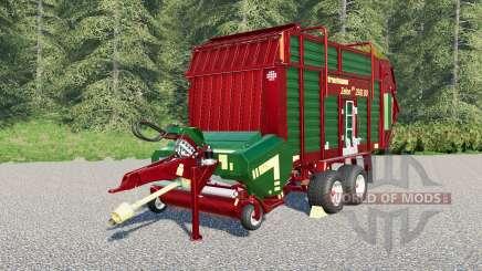 Strautmann Zelon CFS 2501 DO für Farming Simulator 2017
