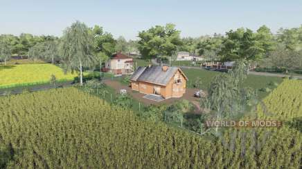 Wiesniakowo mini pour Farming Simulator 2017