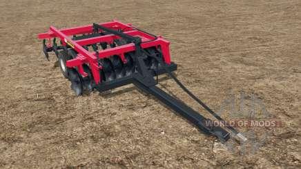 Santa Izabel GASI 340 für Farming Simulator 2017