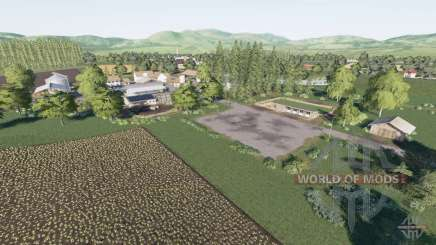 Zweisternhof v2.0 für Farming Simulator 2017