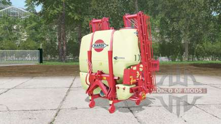 Hardi Master Plus 1800 Pro-VP für Farming Simulator 2015