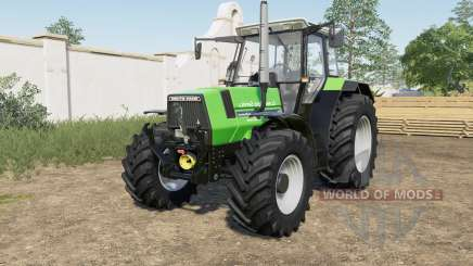 Deutz-Fahr AgroStaᵲ 6.61 für Farming Simulator 2017
