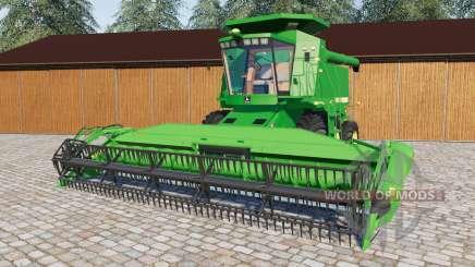 John Deere 9400-9610 pour Farming Simulator 2017