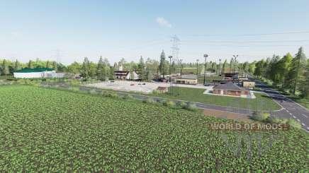 Nordfriesische Marsch v1.1 pour Farming Simulator 2017