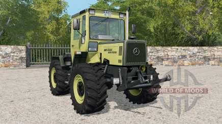 Mercedes-Benz Trac 900 Turbꝍ pour Farming Simulator 2017