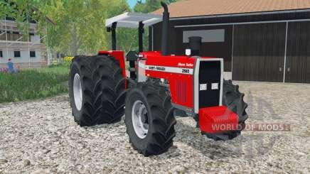 Massey Ferguson 2680 Sincro Turbꝍ für Farming Simulator 2015