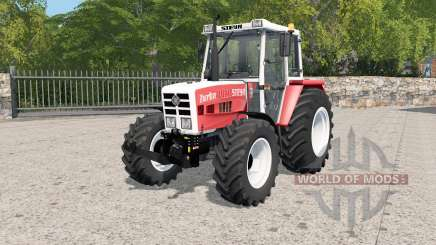 Steyr 8080A Turbo für Farming Simulator 2017