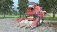 Bizon Super Z0ⴝ6 für Farming Simulator 2015