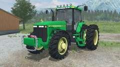 John Deere 8Ꝝ00 pour Farming Simulator 2013